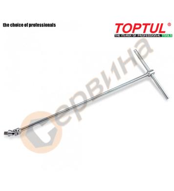 Т-образен върток с кардан Toptul CTLA0840 - 1/4