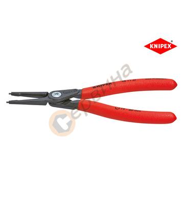 Клещи зегер прави затварящи Knipex 48 11 J3 - 225мм