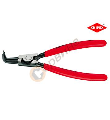 Клещи зегер криви затварящи Knipex 44 21 J11 - 130мм