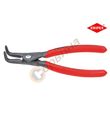 Клещи зегер криви отварящи Knipex 49 21 A21 - 165мм