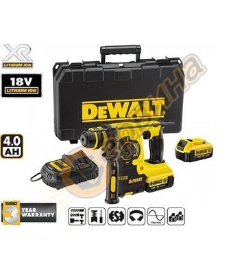 Акумулаторен перфоратор DeWalt DCH253M2 - 18V/4.0Ah Li-Ion