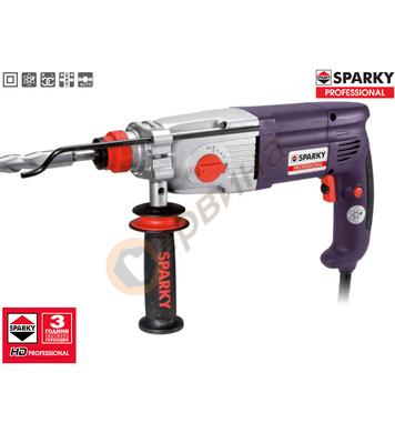 Комбиниран перфоратор Sparky BPR 261E 12000040651 - 820W