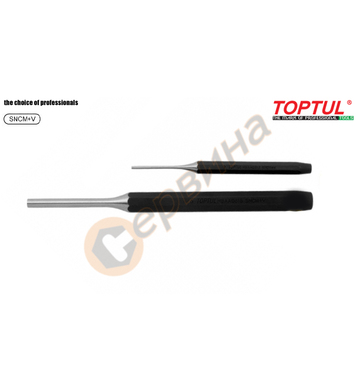 Пробой / Избивач цилиндричен Toptul HBAA0415 - 4мм 10x150мм