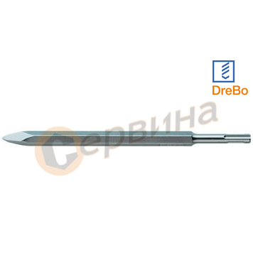 Шило SDS-Plus Drebo 5124 - 14х250мм