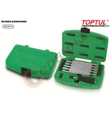 Комплект отвертки Toptul GAAI2101 - 11 части