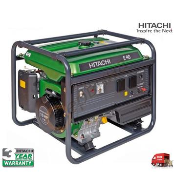 Бензинов генератор Hitachi E40MA - 4.0KW