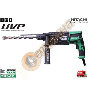 Комбиниран перфоратор Hitachi DH28PCY - 850W 3.4J