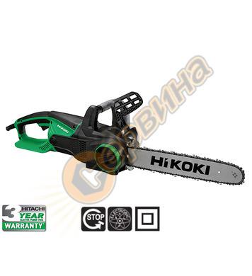 Верижен трион Hitachi CS40Y - 2000W/400мм