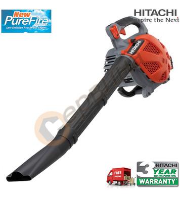 Бензинова въздуходувка-духалка-издухвател Hitachi RB24E - 0,