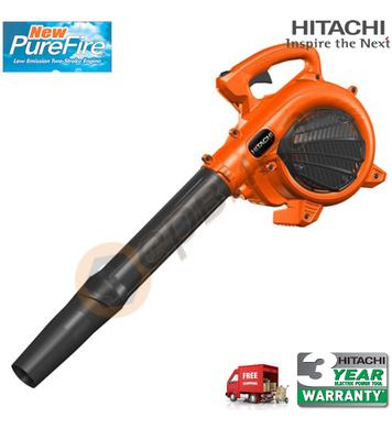 Бензинова въздуходувка-духалка-издухвател Hitachi RB24EAP -