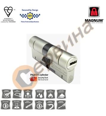 Секрет за брава - ключалка DIN Titanium 30x30мм Magnum Super