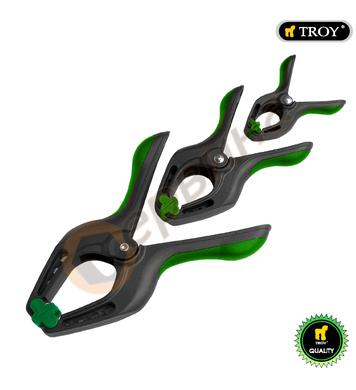 Стяга тип щипка TROY T25054 - 100мм