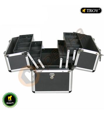 Алуминиев куфар за инструменти Troy T91000
