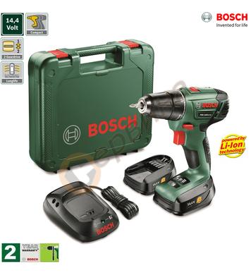 Акумулаторен винтоверт Bosch PSR 1440 Li-2 0603973409 - 14.4