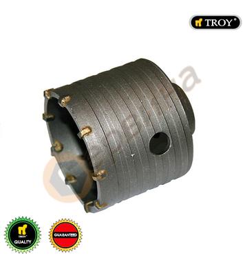Боркорона за бетон Troy T27468 - ф80мм