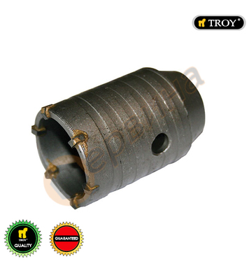 Боркорона за бетон Troy T27461 - ф60мм