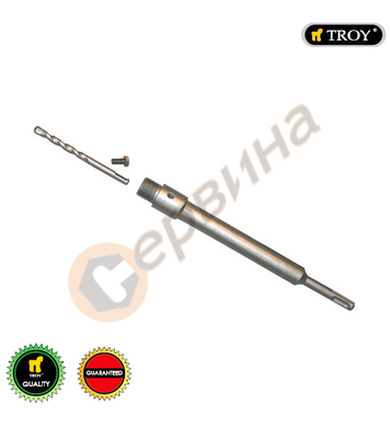 Държач на боркорона Troy T27466 - SDS Plus М22х250мм