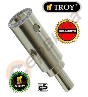 Боркорона за гранит Troy T27422 - ф22мм