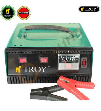 Зарядно за акумулатор TROY T19000 - 6V/12V