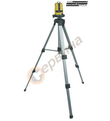 Лазерен нивелир Mannesmann M81145 - 10м