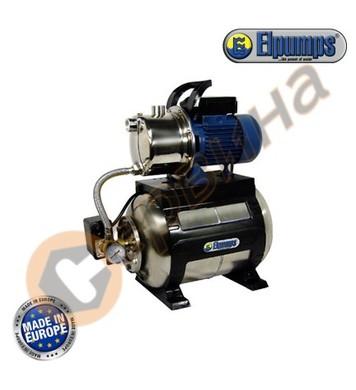 Хидрофор Elpumps VB25/1300 INOX 4921532 - 1300W 5100л/час 9м