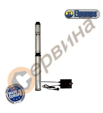 Потопяема-дълбочинна помпа Elpumps BP 14  1600W MAX-78метра
