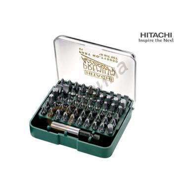 Комплект накрайници Hitachi 715000 - 61части