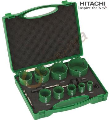 Комплект биметални боркорони Hitachi 752176 - 11бр