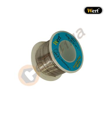 Тинол за спояване Wert W2444 - ф1.0мм