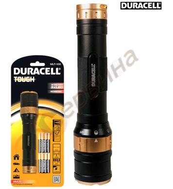 Ръчен фенер Duracell Tough MLT-100 - 188 лумен