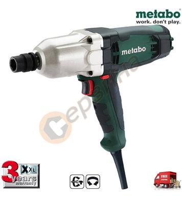 Ударен гайковерт Metabo SSW 650 1/2 602204000 - 650W 600Nm