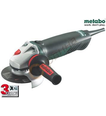 Ъглошлайф Metabo WQ 1400 600346000 - 1400W