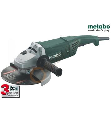 Ъглошлайф Metabo WX 2200 600397000 - 2200W