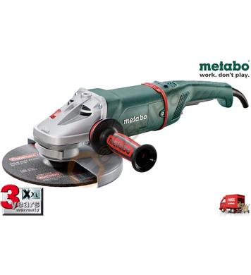 Ъглошлайф Metabo WE 24-230 606469000 - 2400W