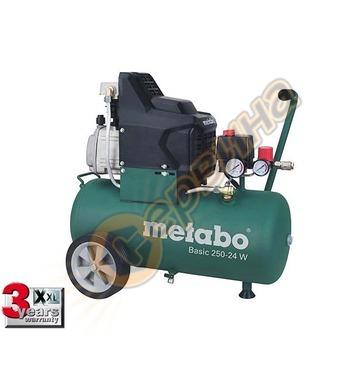 Компресор Metabo BASIC 250-24W 601533000 - 24л/8бара