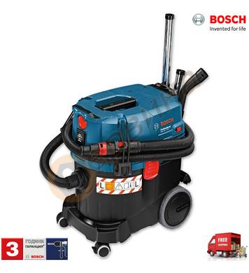 Прахосмукачка за сух и мокър режим Bosch GAS 35 L SFC 06019C