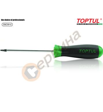 Професионална отвертка квадрат Toptul FJAB0110 - SQ1x100мм