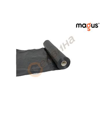 Покривен найлон вторичен Magus MAG0014 100м х 2м - 100 микро