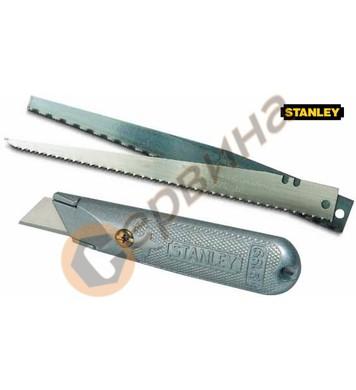 Макетен нож с три остриета Stanley Classic199 0-10-129 18мм
