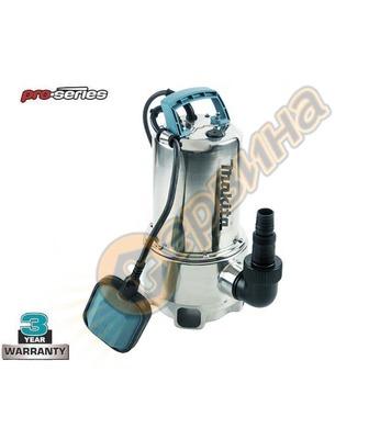 Потопяема-дренажна помпа Makita PF0610 - 550W 5метра 10800л/