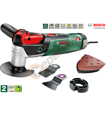 Мултифункционален инструмент Bosch PMF 250 CES 0603100620 -