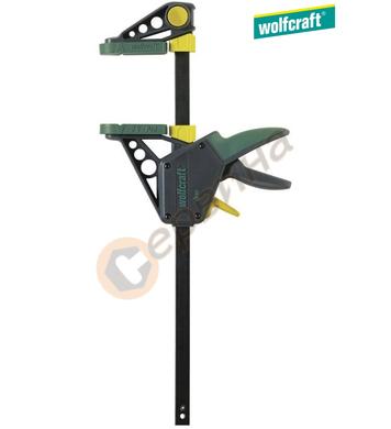 Професионална дърводелска стяга Wolfcraft 3032000 - 450/100м