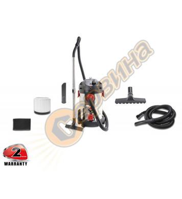 Прахосмукачка за сух и мокър режим Rubi AS-30 PRO 50962 + То