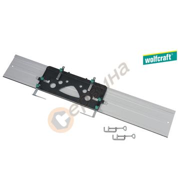Водеща шина за циркуляр Wolfcraft FKS 115 6910000 - 1150мм