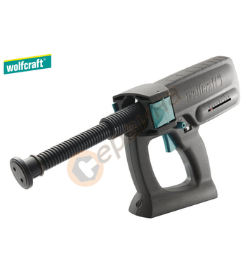 Акумулаторен пистолет за силикон Wolfcraft 4350000 - 310ml