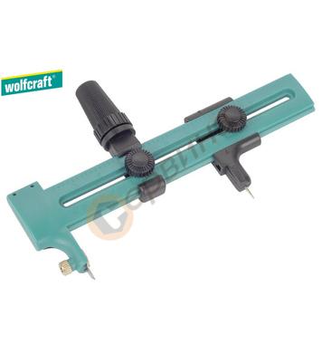 Пергел за гипскартон Wolfcraft 4151000