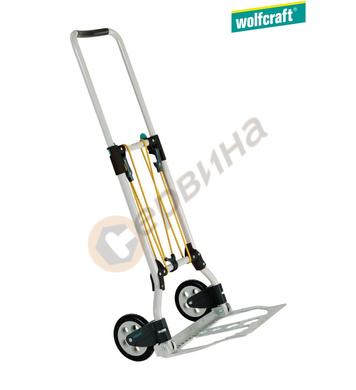 Сгъваема ръчна количка Wolfcraft 5505000 - 70кг