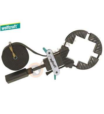 Стяга с колан Wolfcraft 3416000 - 4метра