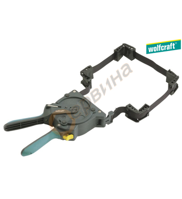 Стяга с колан Wolfcraft 3681000 - 4.0м