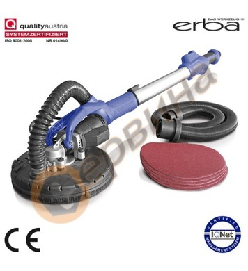 Машина-жираф за шкурене на стени и тавани ERBA ER33645 - 650